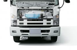 xe tải isuzu 6,2 tấn nắp capo