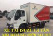 xe tải isuzu 1,4 tấn thùng kín composite