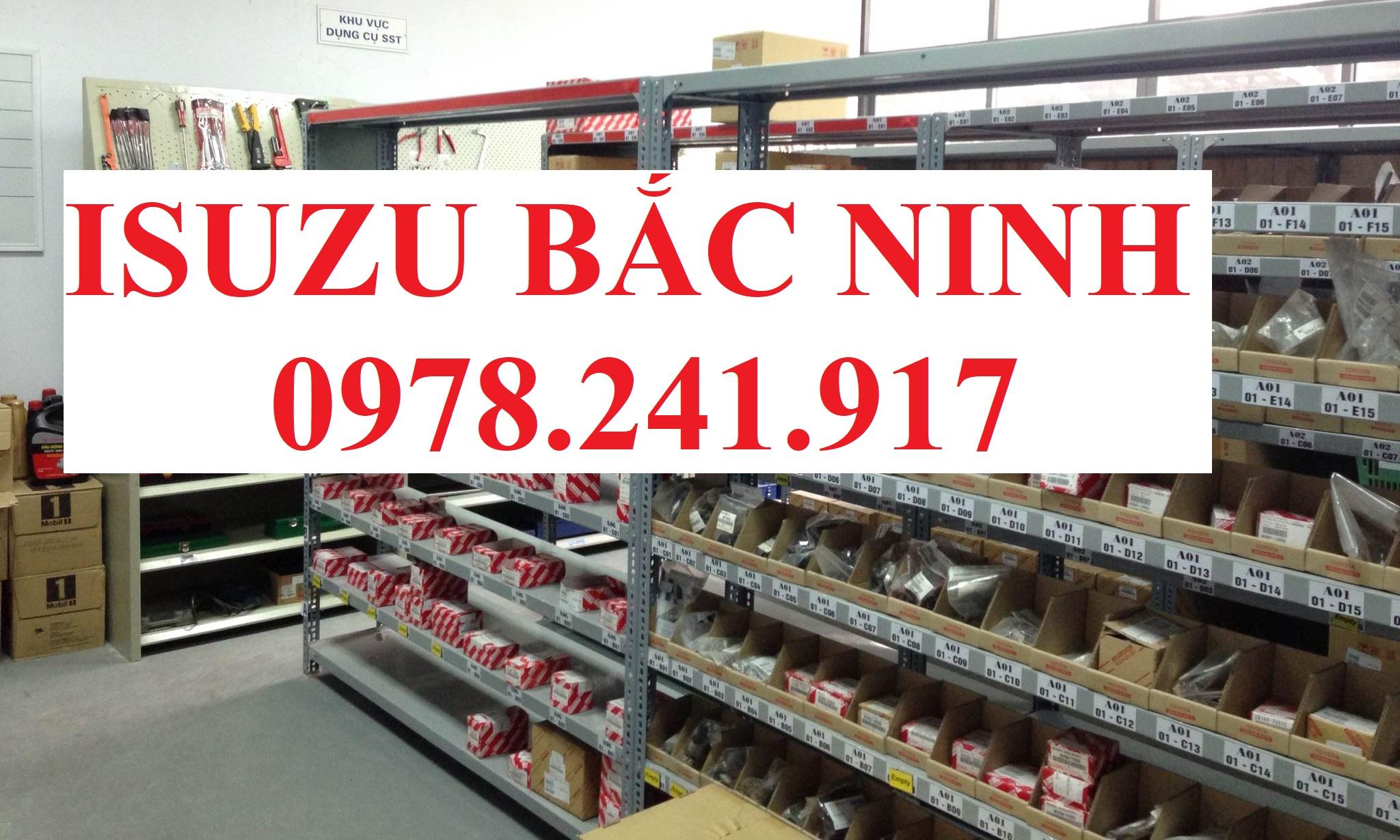 cửa hàng isuzu bắc ninh
