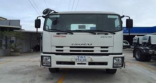 Xe đầu kéo Isuzu GVR (4X2) 40 tấn