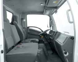 xe tải isuzu 3,5 tấn khoang lái cabin