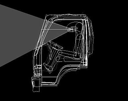 xe tải isuzu 6,5 tấn nâng tải nqr75m-16 tầm nhìn thoáng