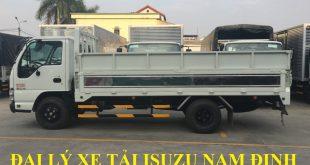 đại lý xe tải isuzu tại nam định, xe tải isuzu 2,5 tấn thùng lửng