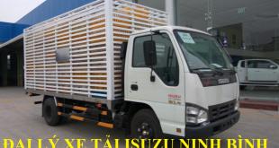 đại lý xe tải isuzu tại ninh bình, xe tải isuzu 1,9 tấn thùng chở gia cầm