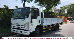đại lý xe tải isuzu tại thanh hóa, xe tải isuzu 3,5 tấn thùng lửng