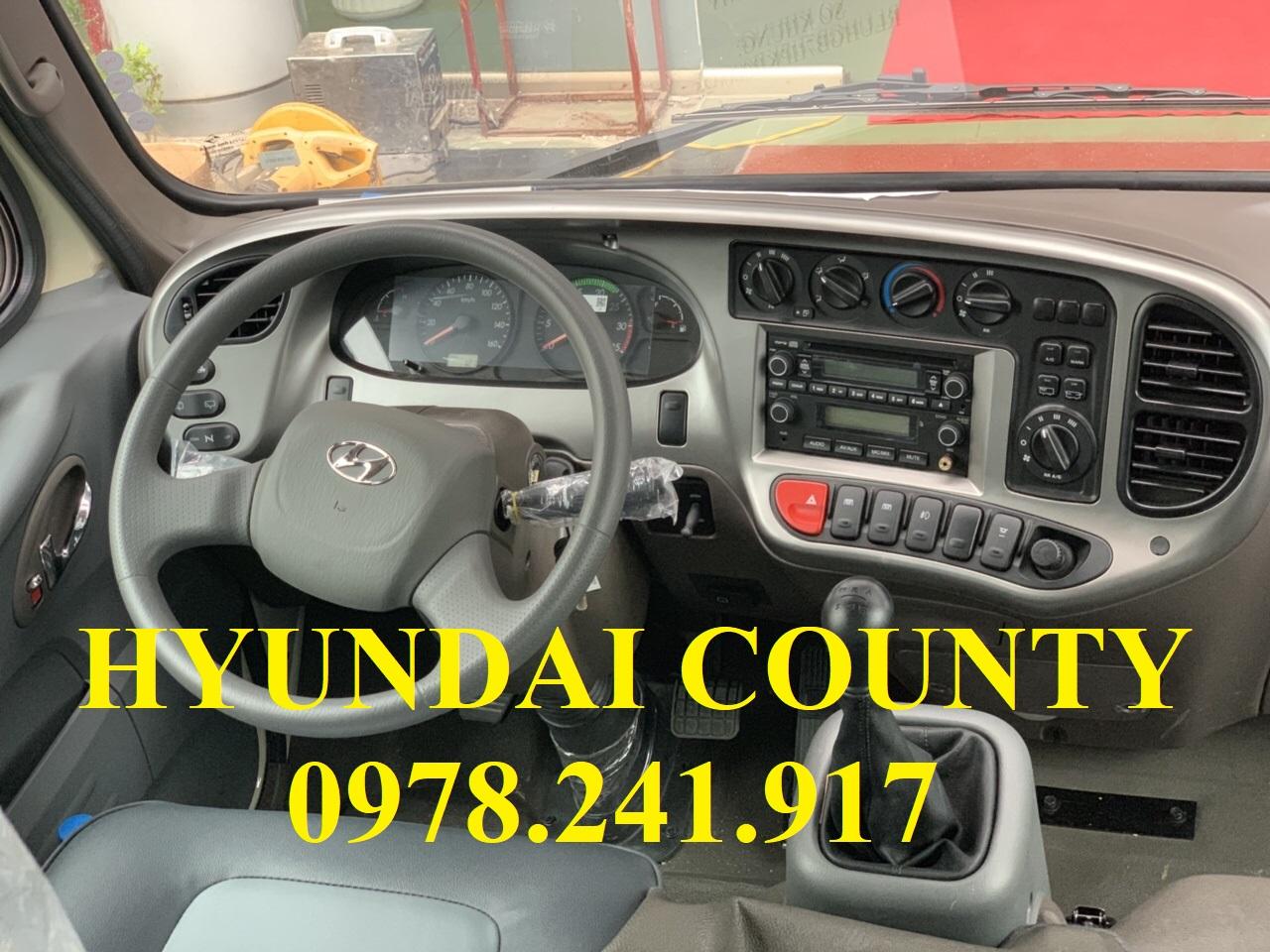 Hyundai county thành công 2019