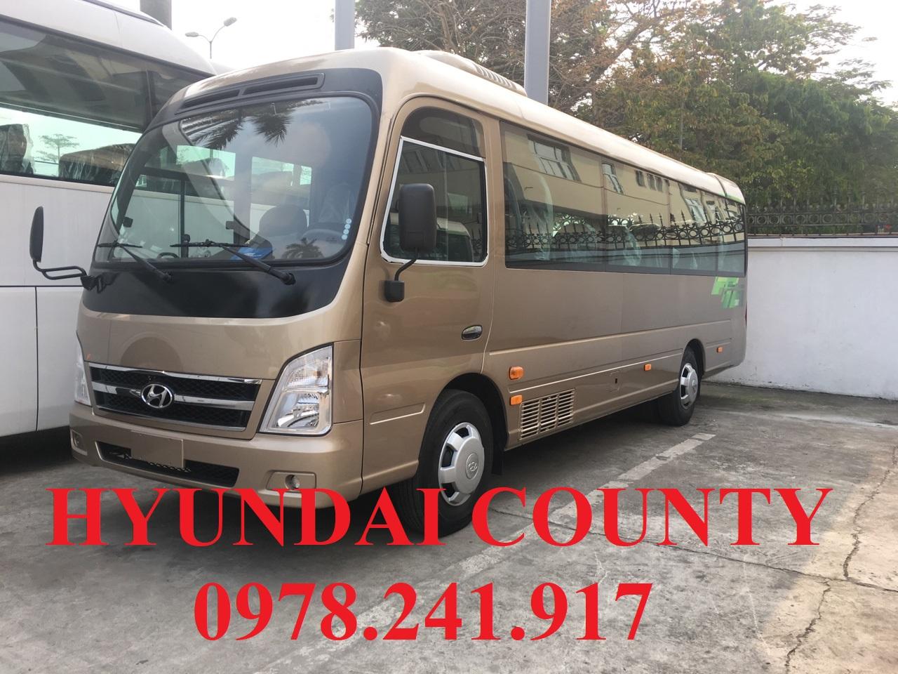 hyundai county thành công trả góp