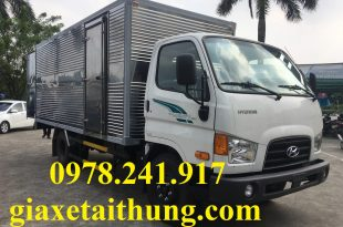 xe tải hyundai 7 tấn 2019