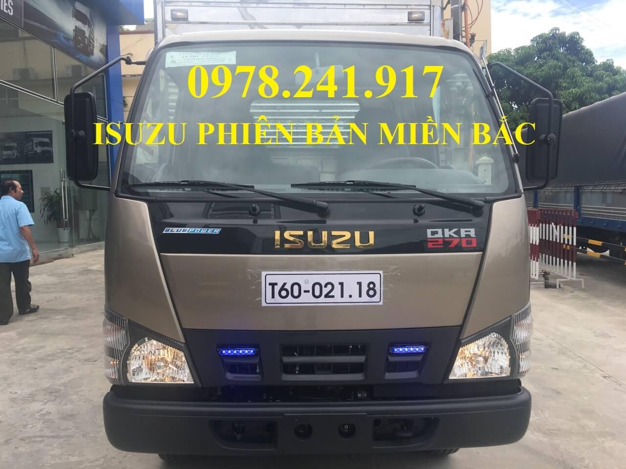 Isuzu QKR North Limited – Xe tải isuzu QKR phiên bản miền bắc