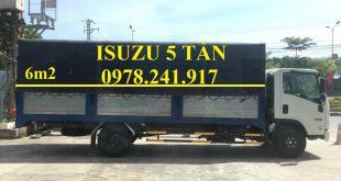 xe tải isuzu 5 tấn NQR75M