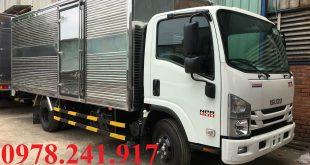 xe tải isuzu 3.5 tấn thùng kín