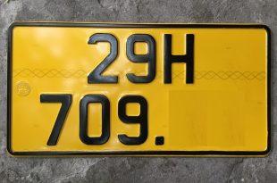biển số xe kinh doanh vận tải